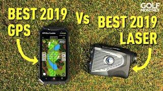 Best 2019 GPS Vs Laser Test! SkyCaddie SX500 Vs Bushnell Pro XE | Golf Monthly