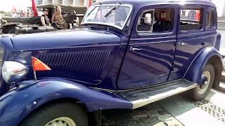 Авто времен второй мировой войны