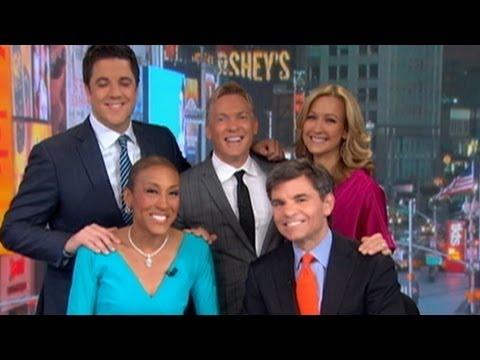 Robin Roberts Returns to 'GMA'