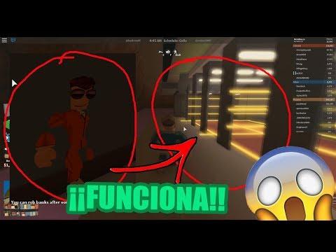 Hack Ser Modo Dios Para Prisonlife Jailbreak Etc Roblox 2018 By - hack de destruir paredes no roblox