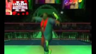 WWE Video Game Evolution of Koko B. Ware (From Showdown Legends of Wrestling to WWE LOW)