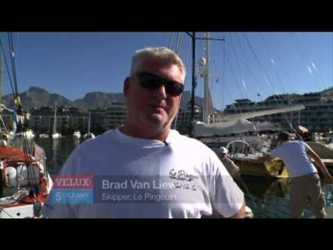 Velux 5 Oceans Race - Preview to Ocean Sprint Two