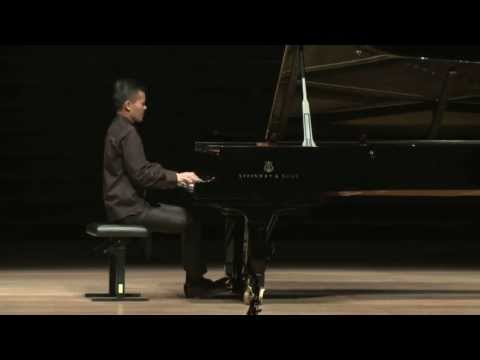 David Fung performs Ravel Gaspard de la Nuit