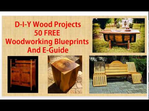 D i y wood projects 50 do it yourself wood project ideas youtube d i y wood projects 50 do it yourself wood project ideas solutioingenieria Choice Image