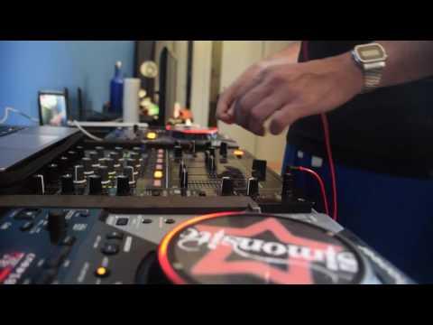 Best Mix Deep House..SimonsitoDj with Cdj400 - Djm700