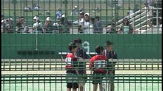 2004年(平成16年度)4月香川県選手権大会 勇人・夏音ペア 6年(-ω-)ゝ thumbnail
