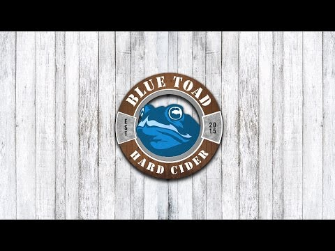 Blue Toad Hard Cider - Virginia