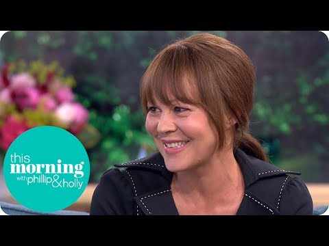 Helen McCrory Chased a Man Down the Street for Her Role in 'Fearless'  This Morning