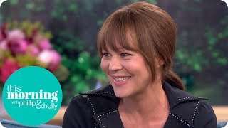 Helen McCrory Chased A Man Down The Street For Her Role In 'Fearless' | This Morning
