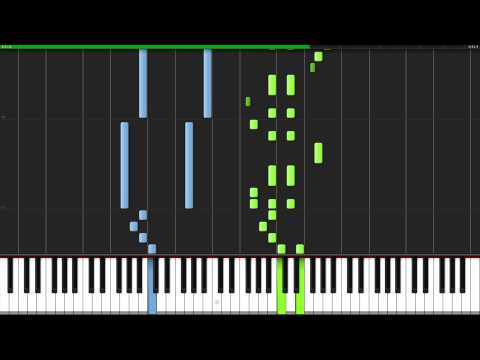 The Office Theme [Piano Tutorial] (Synthesia)