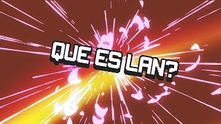 Que es la red LAN?