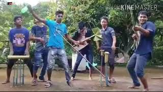 just fun kosom asif new song 2018 my village guys.