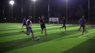 Football match Egypt vs Italy Utopia Beach club