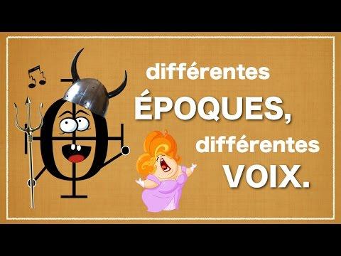 Différentes ÉPOQUES, différentes VOIX.