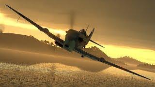 Spitfire MkVc Kill Montage - Easy Mode - (War Thunder Air RB) 4K