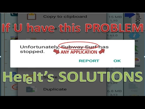 Unfortunately app/apk has stopped in Marshmallow(6.0) get complete solution .COC,IMO,etc[Hindi]