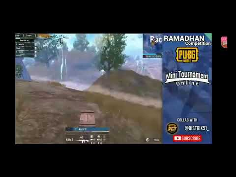 MINI TURNAMEN PUBG UCHIX GAMING #X-NGT ESPORT