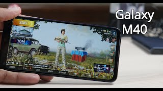 Samsung Galaxy M40 Gaming Review, Team Death Match Gameplay, Graphics Settings, Heating Test