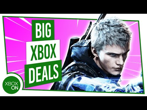 NEW Xbox Deals With Gold | Up To 80% OFF Xbox Games