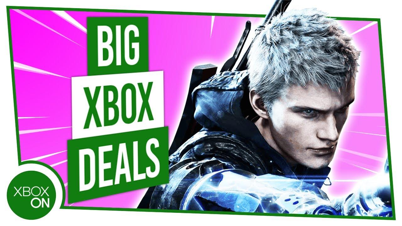 NUEVAS ofertas de Xbox con oro | Hasta 80% OFF Juegos Xbox + vídeo