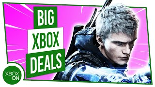 New Xbox Deals With Gold   Up To 80% Off Xbox Games