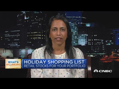 Here's Which Retailers Are Thriving During The Holiday Shopping Season