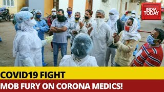 Covid19 Fight: Health Workers Attacked In Tamil Nadu's Thoothukudi | Watch