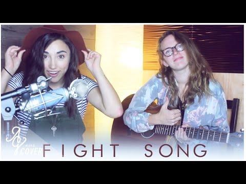 Rachel Platten by Fight Song | Alex G Cover