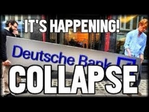 Deutsche Bank: The First Domino to Fall?