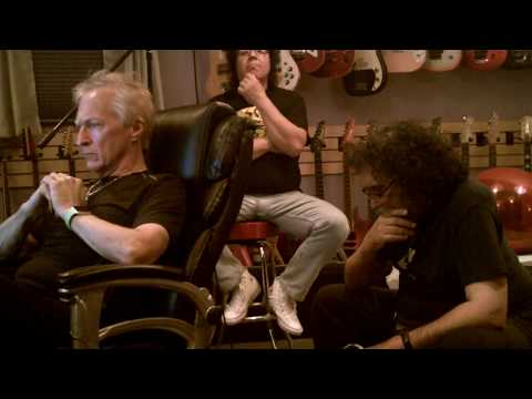 Sal Sirchia Kenny Lee & Paul Demaria working in the studio on a brand new song