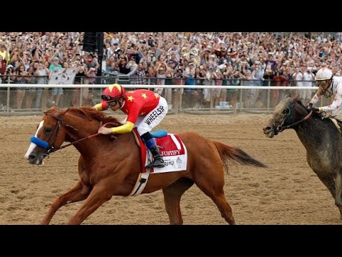 Justify is a Triple Crown Winner-All 3 Triple Crown Races 2018[REPOST]