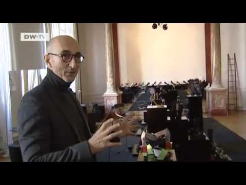 Shoe Designer Pierre Hardy   euromaxx
