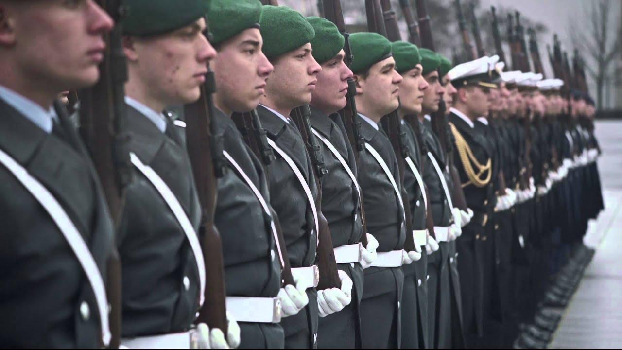 freiwilliger wehrdienst im wachbataillion bundeswehr - Bundeswehr Freiwilliger Wehrdienst Bewerbung