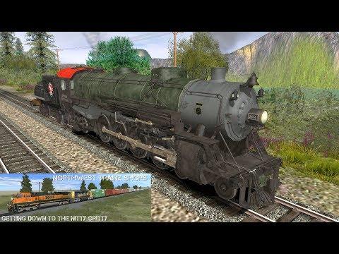 Trainz A New Era [ NorthwestTrainz Add-On ] - GNL 4-8-2