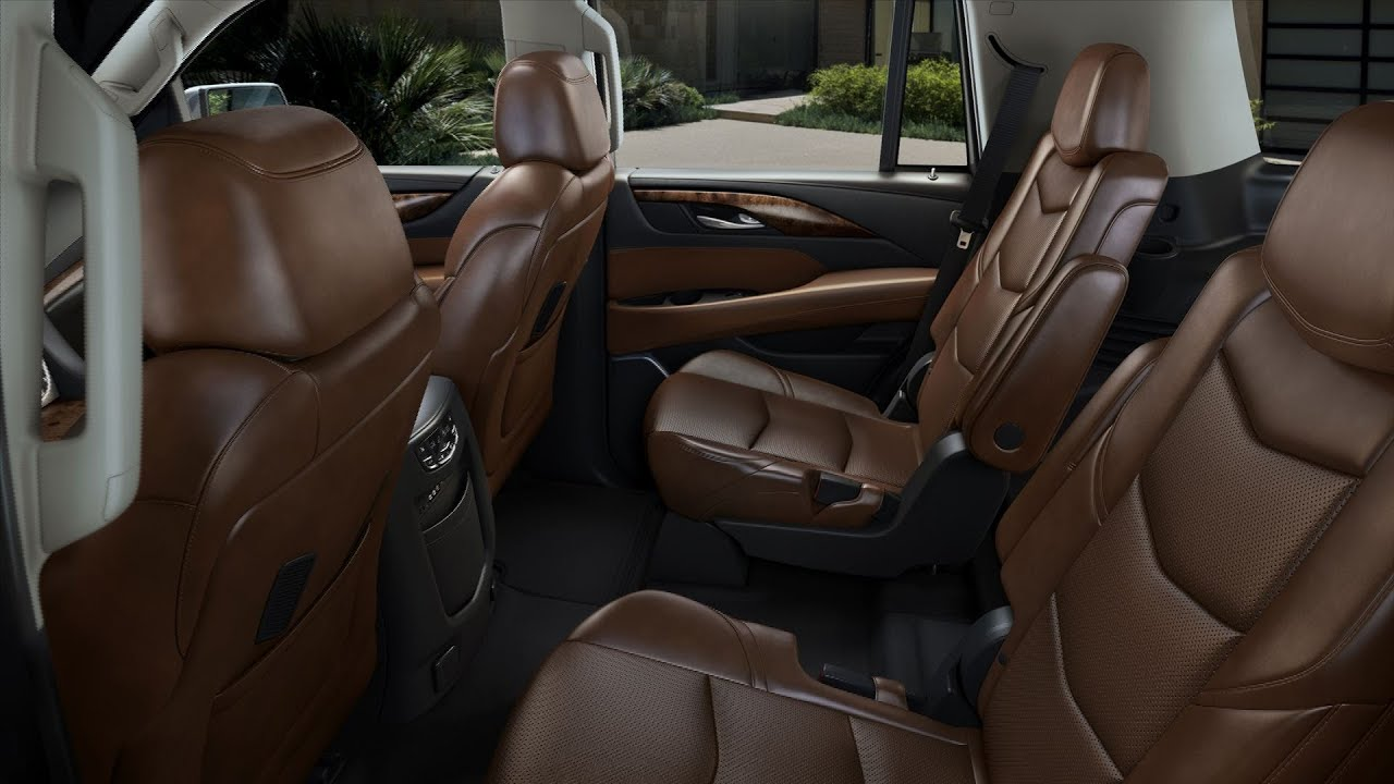 Perfect A LOOK INSIDE: 2015 Cadillac Escalade   YouTube Good Ideas