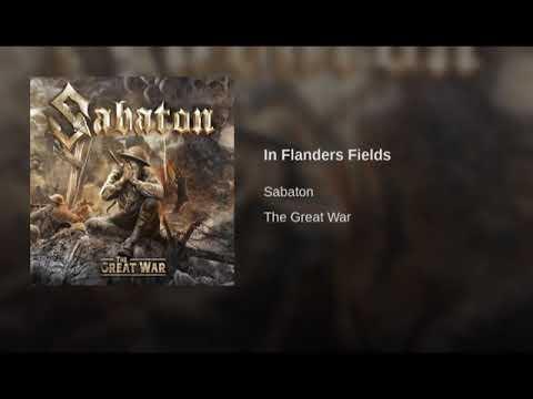 [1 Hour] Sabaton - In Flanders Fields