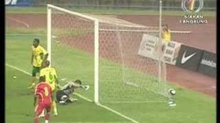 TM Piala FA 08 (Final) 1st Half  - Selangor vs Kedah