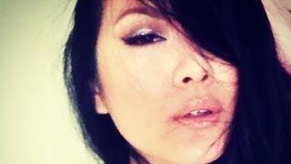 Leona Lewis X-Factor Clubbing Glam Crease Cut Smoky Eye Tutorial
