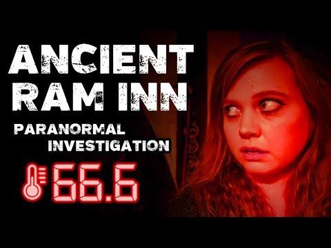 Ancient Ram Inn Investigation - Demonic Activity 666 Caught on Tape (2018)