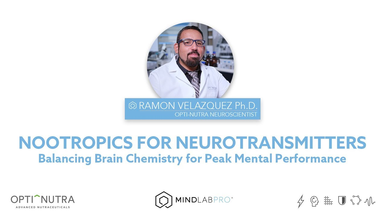 Nootropics for Neurotransmitters - Balancing Brain Chemistry