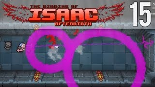 The Binding Of Isaac: Afterbirth Gameplay - Episode 15 - Tech X Brimstone!!