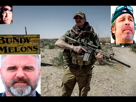 Bundy 'political prisoners' - list names - get right to bare arms and more amid 'catcalls' in Nevada