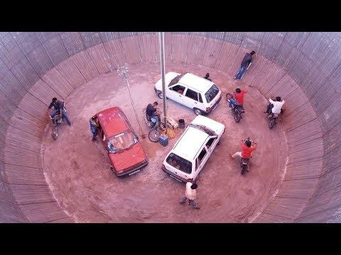Download Maruthi Car and Motor Cycle (Bike) Circus/Stunts..