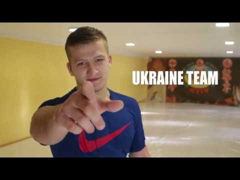 #DOJOTV #SINKYOKUSHINKAI Ukraine TEAM For The 12th World Karate Championship 2019