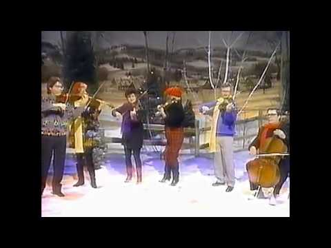 "The A Strings - ""Medley"" from ""Home For Christmas"" CD"