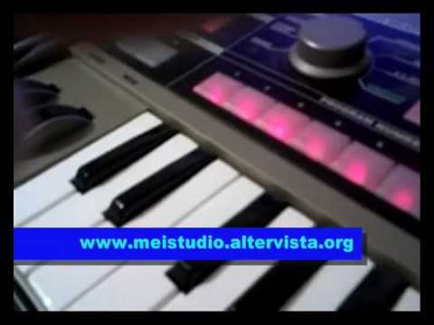 "Korg Microkorg ""Time"".wmv"