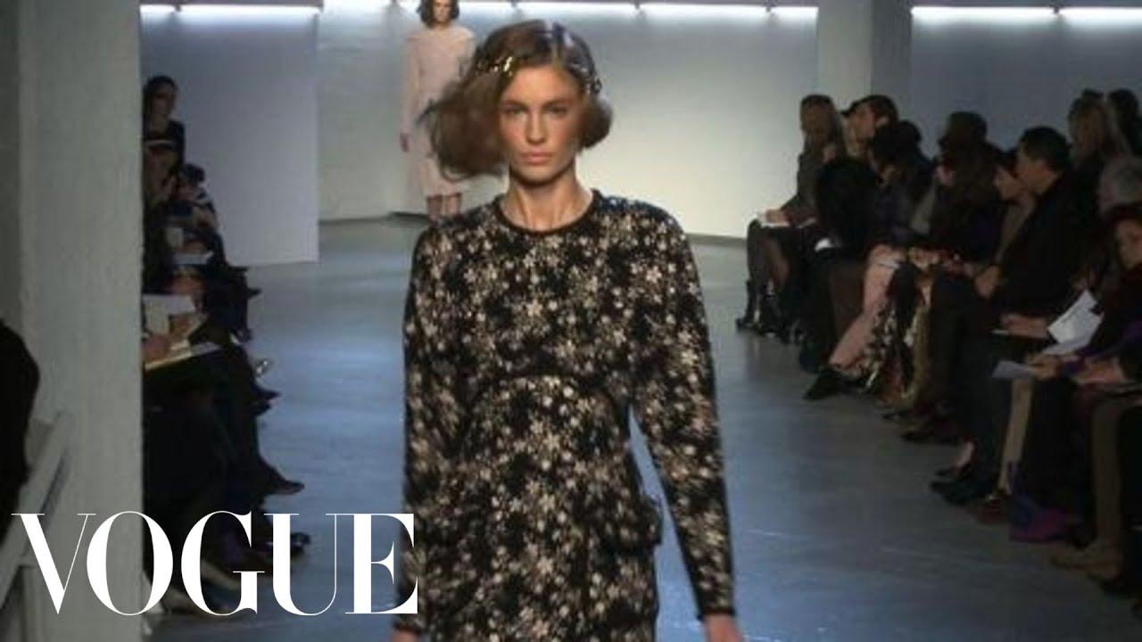 Fashion Show – Rodarte: Fall 2012 Ready-to-Wear