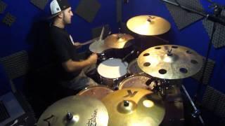 FrUmS - Dj Morphine - Gianna Nannini (drum cover).mp4