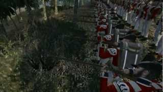 Download Video Napoleon Total War: British elite elite foot guard MP3 3GP MP4