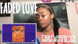 Tinashe Faded Love Audio Ft Future Reaction